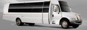 party-bus-33 white